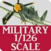 Military 1/126 Scale