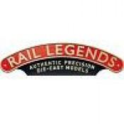 Corgi Rail Legends