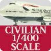 Civilian 1/400 Scale