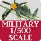 Military 1/500 Scale
