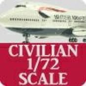 Civilian 1/72 Scale