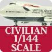 Civilian 1/144 Scale
