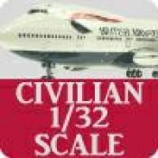 Civilian 1/32 Scale