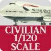 Civilian 1/120 Scale