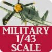 Military 1/43 Scale