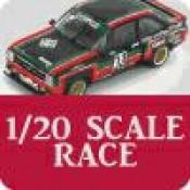 1/20 Scale Race