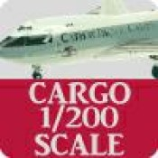 Cargo 1/200 Scale