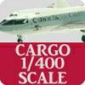 Cargo 1/400 Scale