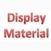 Display Material