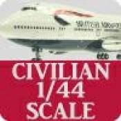 Civilian 1/44 Scale