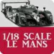1/18 Scale Le Mans