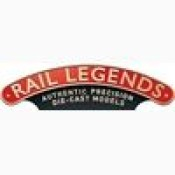Corgi Rail Legends
