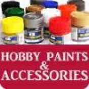 Hobby Paints and Accessories