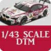 1/43 Scale DTM