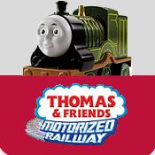 Thomas Motorized Rail