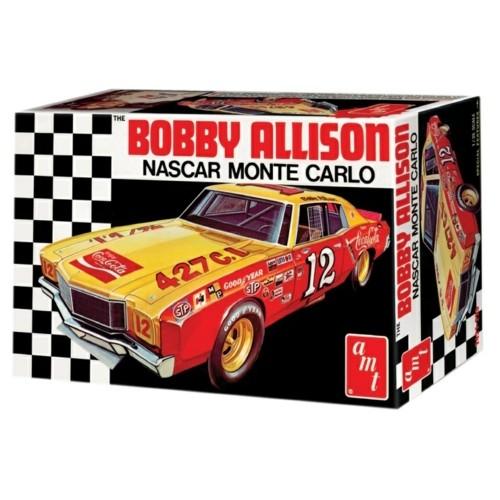 AMT1064 - 1/25 BOBBY ALISON MONTE CARLO STOCK CAR (PLASTIC KIT)