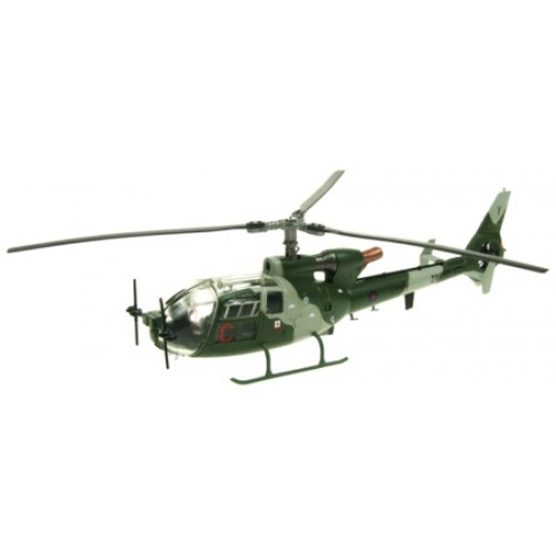 AV7224004 - 1/72 WESTLAND GAZELLE AH.1 BRITISH ARMY MIDDLE WALLOP 2010 ZB692