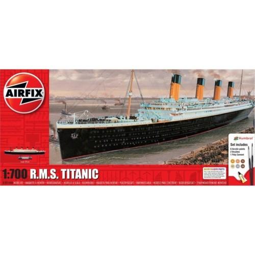 AX50164A - 1/700 MEDIUM GIFT SET - RMS TITANIC (PLASTIC KIT)