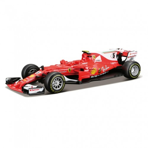 BG36805V - 1/43 FERRARI SF70-H VETTEL (ONE SUPPLIED)