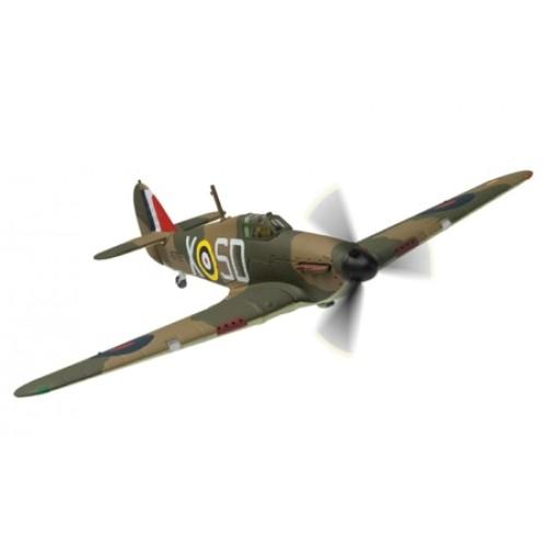 CA27607 - 1/72 HAWKER HURRICANE MK.I, V6799 MCKENZIE, 501 SQN, GRAVESEND 1940 - 100 YEARS OF THE RAF
