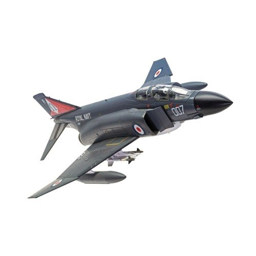 CA27901 - 1/48 MCDONNELL DOUGLAS PHANTOM FG.1 - XT864/007R, NO.892 NAVAL AIR SQUADRON, FLEET AIR ARM, HMS ARK ROYAL, NOVEMBER 1978