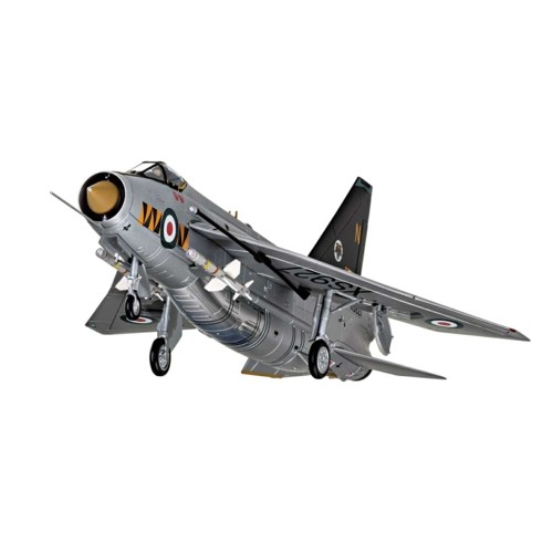 CA28402 - 1/48 ENGLISH ELECTRIC LIGHTNING F.6 XS927/N RAF NO.74 SQUADRON THE TIGERS RAF TENGAH SINGAPORE 1969