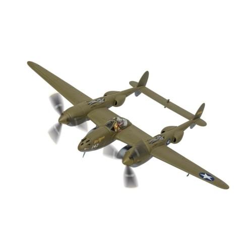 CA36615 - 1/72 LOCKHEED P-38G LIGHTNING 43-2264 'MISS VIRGINIA', 339TH FS, 347TH FG, 'OPERATION VENGEANCE', 1943.