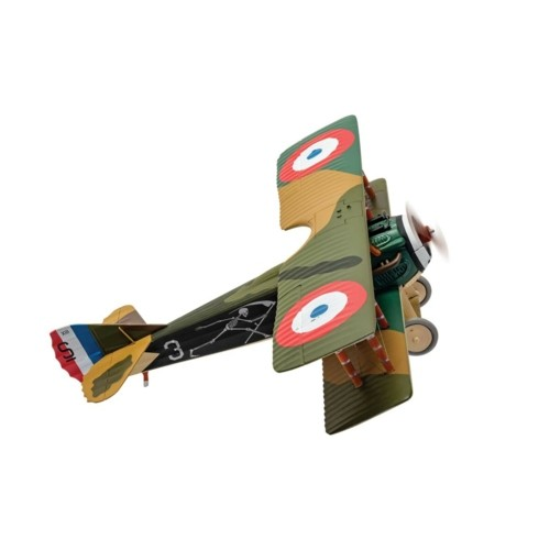 CA37909 - 1/48 SPAD XIII 'WHITE 3', PIERRE MARINOVITCH, ESCADRILLE SPA 94 'THE REAPERS', YOUNGEST FRENCH AIR ACE OF WWI