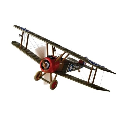 CA38110 - 1/48 SOPWITH CAMEL F.1. WILFRED MAY, 21ST APRIL 1918, DEATH OF THE RED BARON.