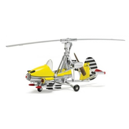 CC04603 - JAMES BOND - GYROCOPTER 'LITTLE NELLIE' 'YOU ONLY LIVE TWICE'