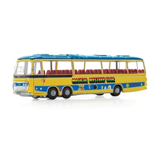 1/76 THE BEATLES MAGICAL MYSTERY TOUR BUS BEDFORD VAL FOX'S