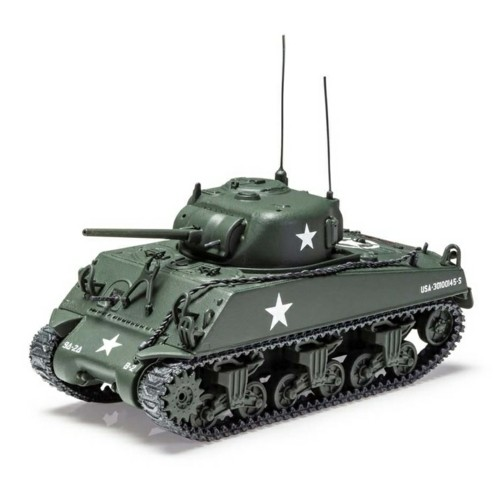 CC51031 - 1/50 SHERMAN M4 A3 - US ARMY, LUXEMBOURG 1944