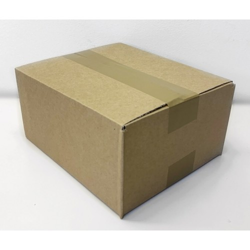 CPL12 - 25 BOXES 215 X 180 X 102 MM (METRIC) 8.5 X 7 X 4 INCHES (IMPERIAL)