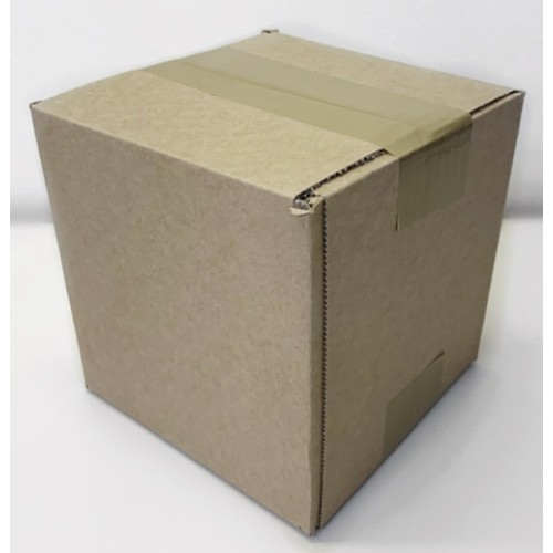 CPL4 - 25 BOXES 130 x 130 x 130 MM (METRIC) 5 X 5 X 5 INCHES (IMPERIAL)