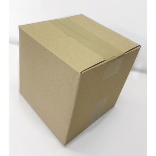 CPL8 - 25 BOXES 155 X 155 X 155 MM (MERTIC) 6 X 6 X 6 INCHES (IMPERIAL)