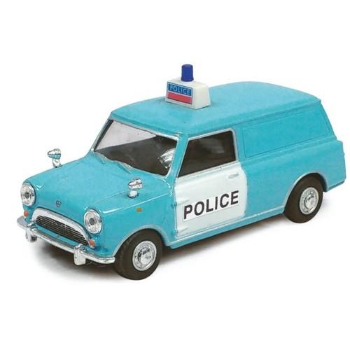 CR415620 - 1/43 MINI COOPER POLICE NORTH WALES CONSTABULARY