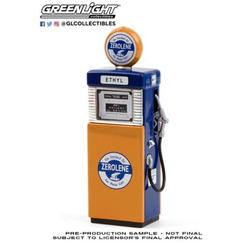 GL14090-B - 1/18 VINTAGE GAS PUMPS SERIES 9 - 1951 WAYNE 505 GAS PUMP ZEROLENE THE STANDARD OIL FOR MOTOR CARS SOLID PACK