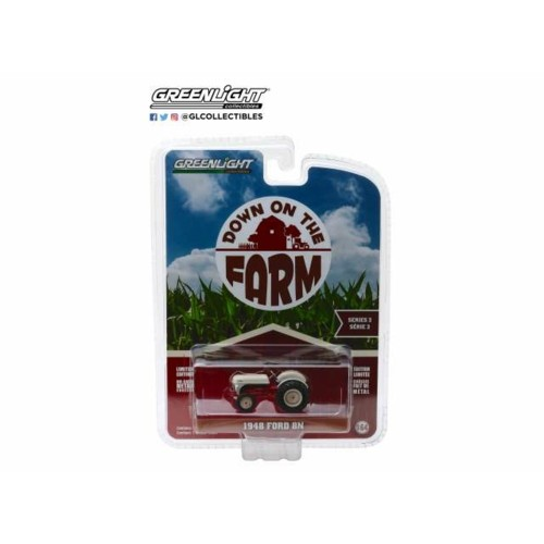GL48020A - 1/64 FORD 8N TRACTOR 1948