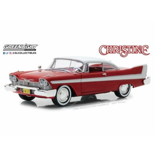 GL84071 - 1/24 1958 PLYMOUTH FURY CHRISTINE