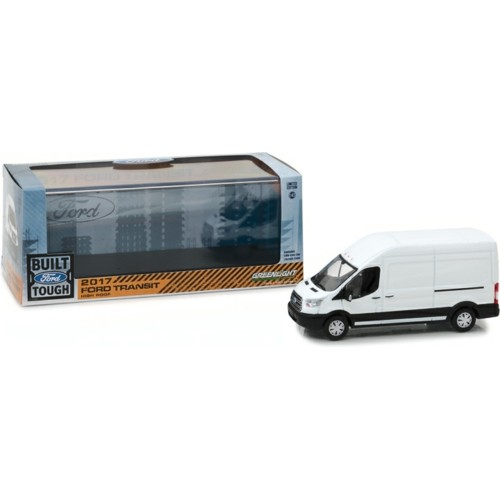 1/43 2017 FORD TRANSIT EXTENDED VAN HIGH ROOF