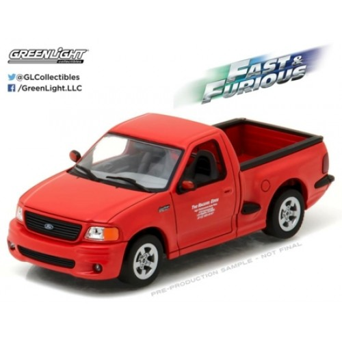 GL86235 - 1/43 1999 FORD F-150 SVT LIGHTNING THE FAST AND FURIOUS