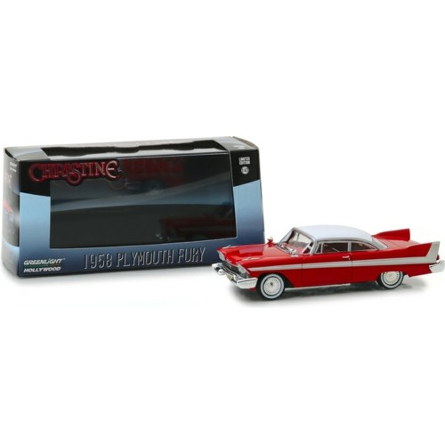 GL86529 - 1/43 1958 PLYMOUTH FURY CHRISTINE