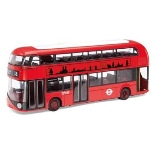 GS89202 - CORGI BEST OF BRITISH NEW BUS FOR LONDON - NEW LIVERY