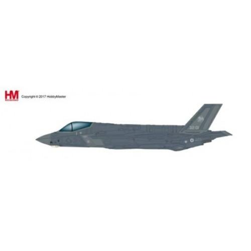 HA4416 - 1/72 LOCKHEED MARTIN F-35A LIGHTNING II 32-01/MM7332, 32 STORMO, 13 GRUPPO, 2015