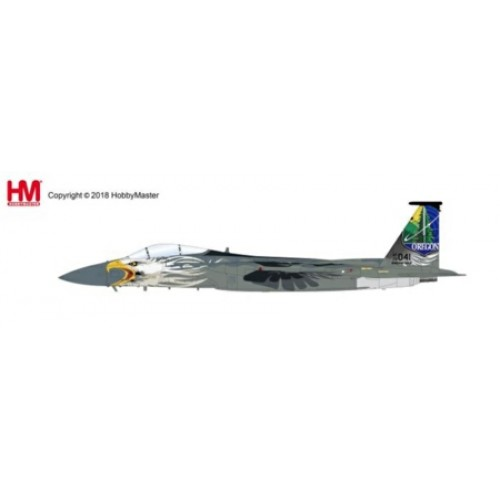 HA4559 - 1/72 MCDONNELL DOUGLAS F-15C EAGLE 75TH ANNIVERSARY OF OREGON ANG