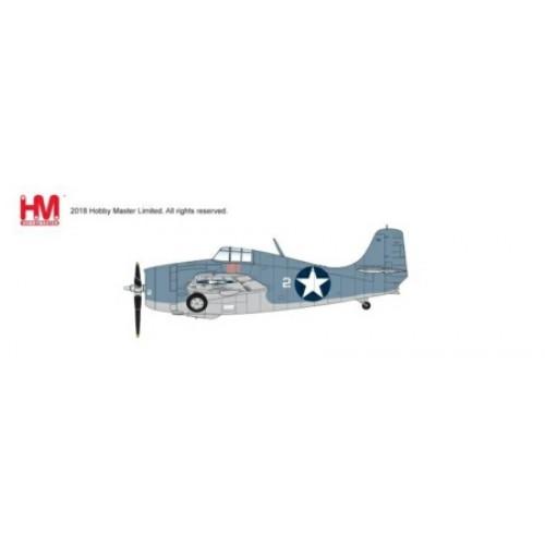 HA8901 - 1/48 GRUMMAN F4F-4 WILDCAT WHITE 2 OF VMF-223, USMC, GUADALCANAL, SEPT 1942