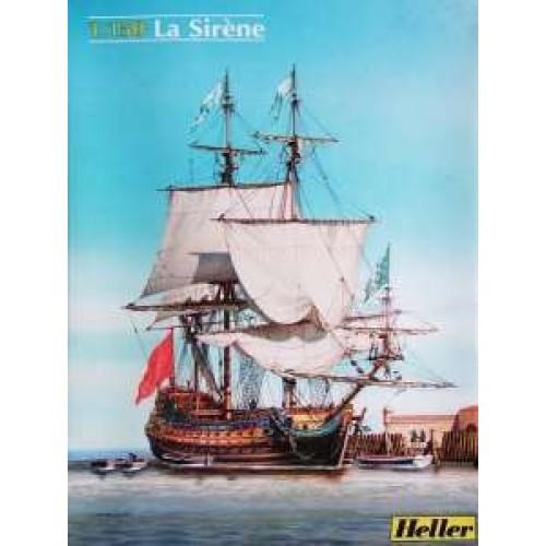 HEL80893 - 1/150 LA SIRENE