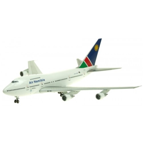 IF747SP0814 - 1/200 AIR NAMIBIA 747SP-44 ZS-SPC