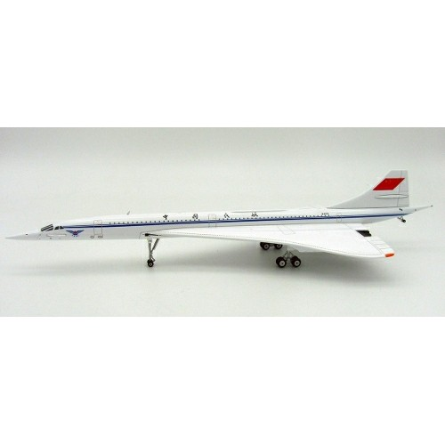 IFCONCCA001 - 1/200 CAAC CONCORDE B-0772 WITH STAND