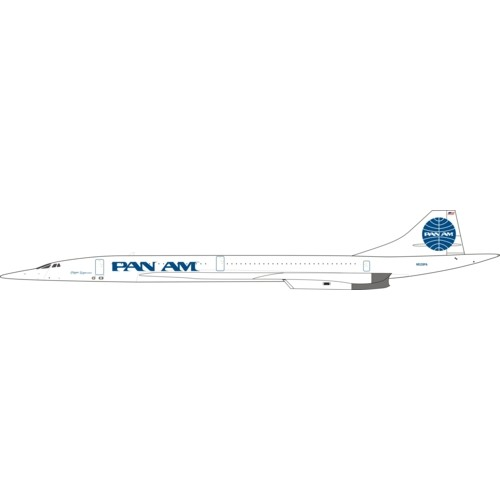 IFCONCPAA02 - 1/200 CONCORDE PAN AM N528PA WITH STAND
